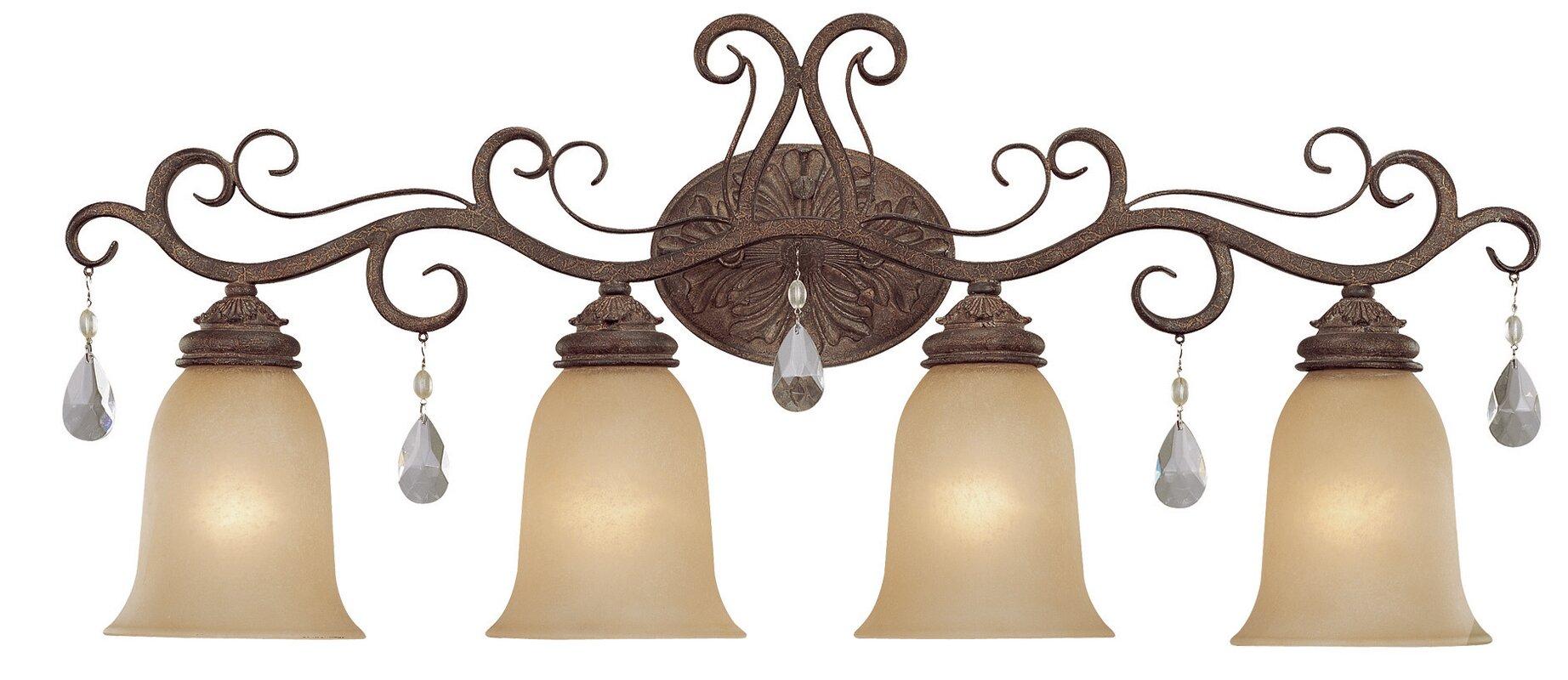 Lilliane 4-Light Vanity Light