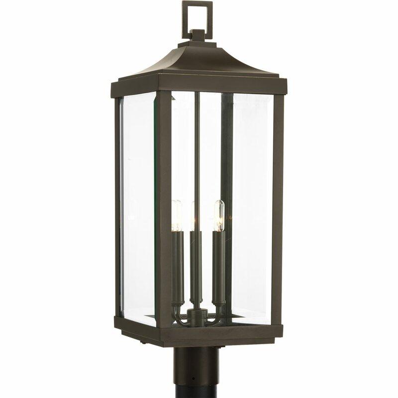Kinlaw 3-Light Lantern Head