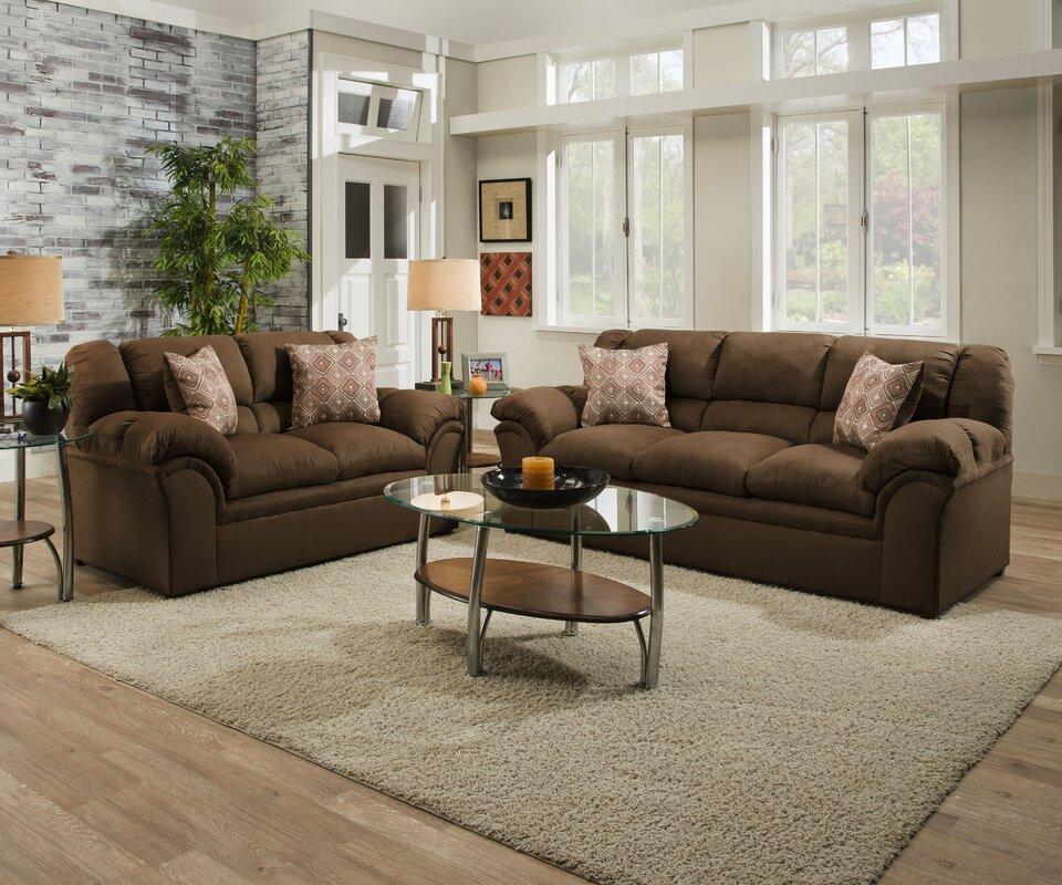 Beasley Configurable Living Room Set
