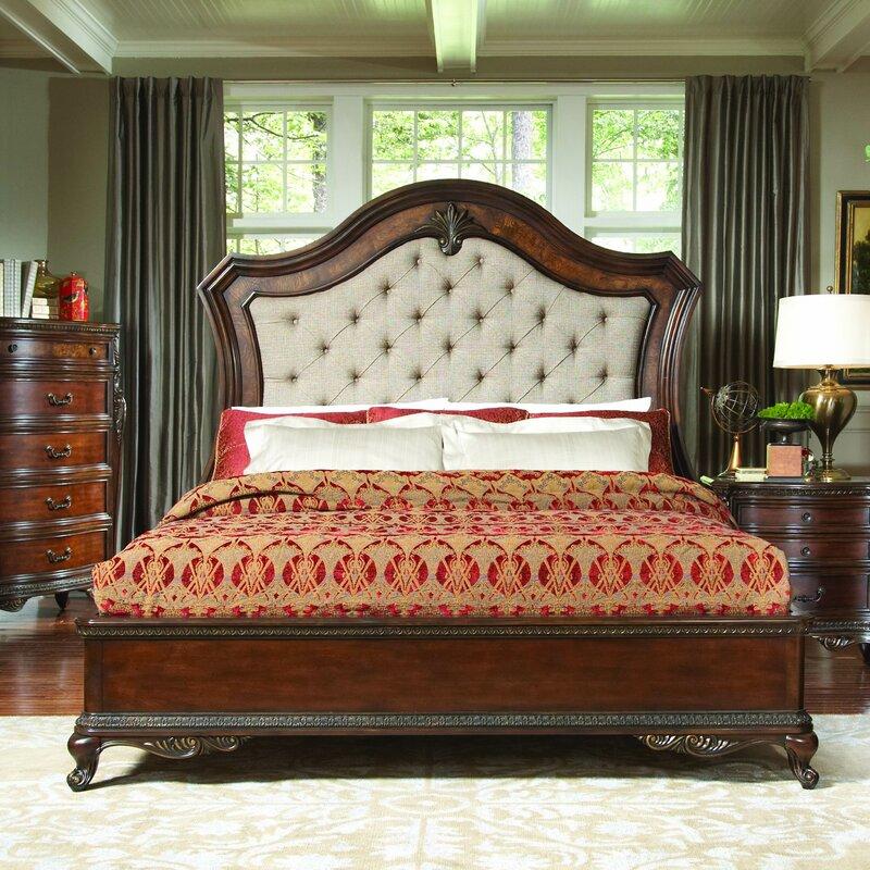 Chorleywood Upholstered Platform Bed