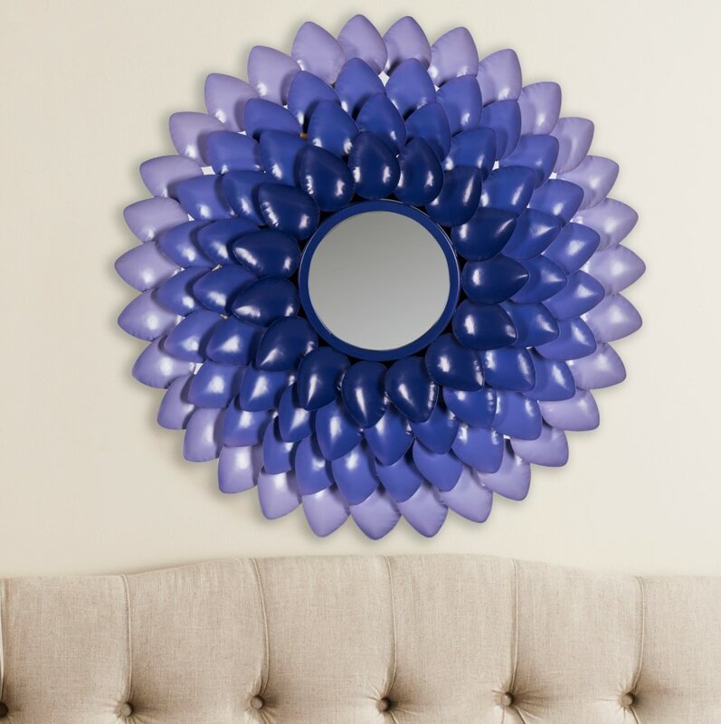 Chrissy Eclectic Wall Mirror
