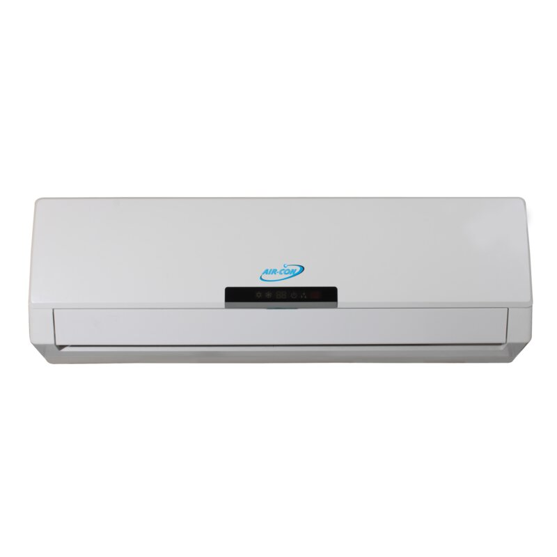Multi-Split Series 18,000 BTU Energy Star Ductless Mini Split Air Conditioner with Heater and Remote