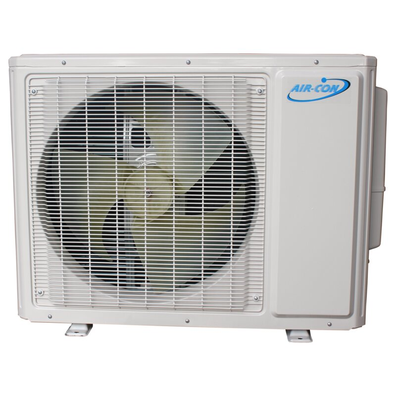 42,000 BTU Ductless Mini Split Air Conditioner with Heater and Remote