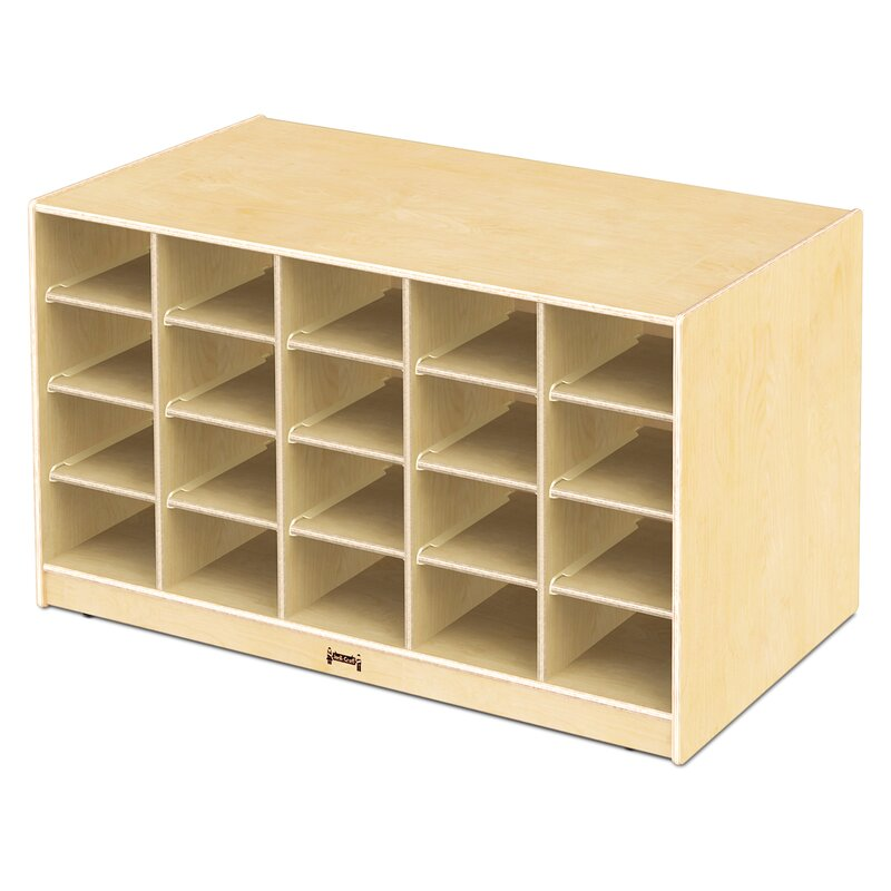 Island Double Sided 20 Compartment Cubby