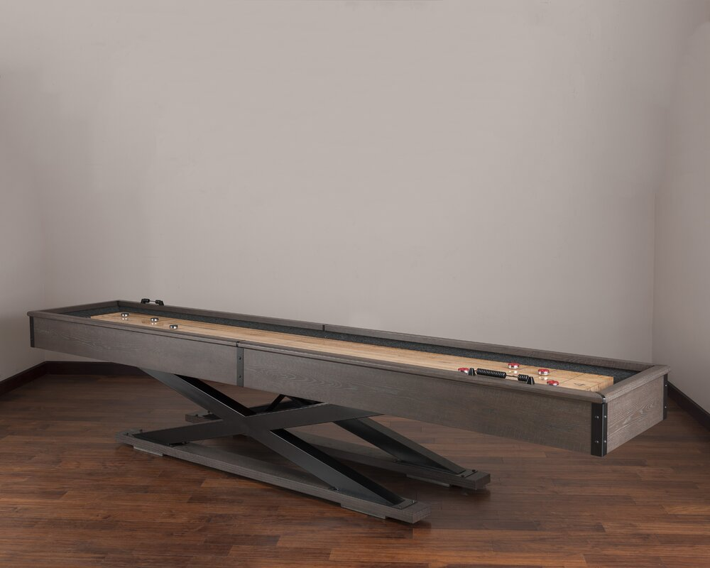 Quest 14' Shuffleboard Table
