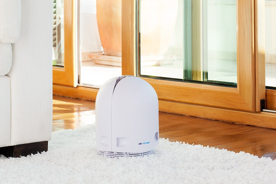 P2000 Portable Filterless Air Purifier
