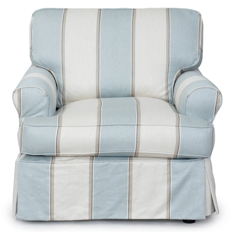Coral Gables Armchair Slipcover