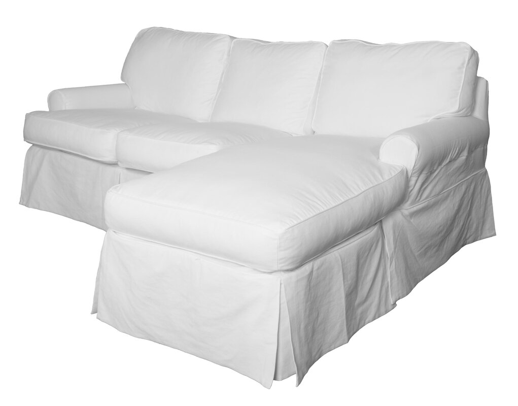 Rundle Reversible Sleeper Sectional with Ottoman