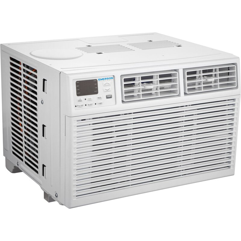 12,000 BTU Energy Star Window Air Conditioner with Remote