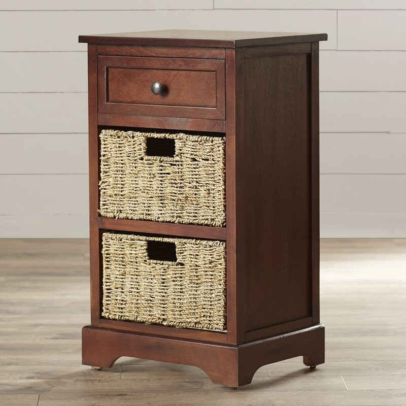 Ardina End Table with Storage
