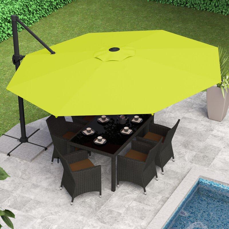 Gribble 11.5' Cantilever Umbrella