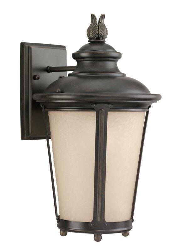 Maria 1-Light Outdoor Wall Lantern