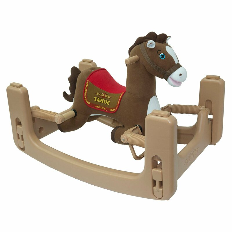 Tahoe Grow-With-Me Rocking Horse
