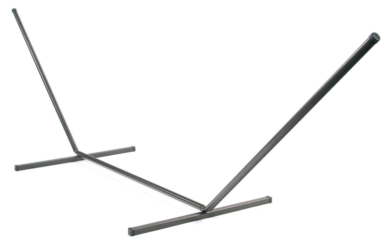 Gerscow Metal Double Hammock Stand