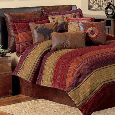 Plateau 4 Piece Comforter Set