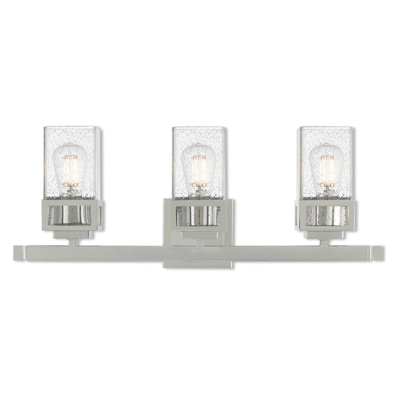 Nailwell Bath 3-Light Vanity Light