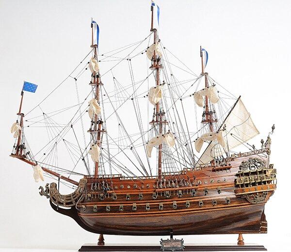 Medium Soleil Royal Model Boat