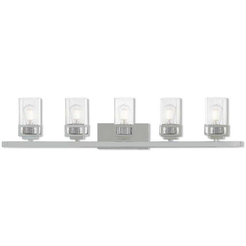 Nailwell Bath 5-Light Vanity Light