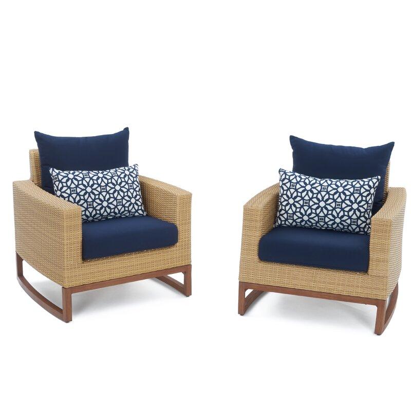 Addison Club Chair with Cushions