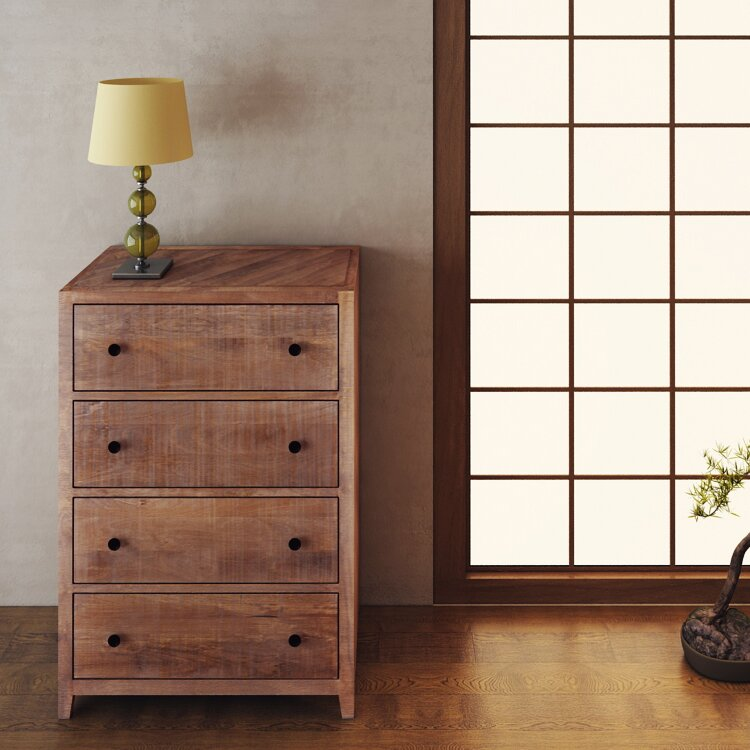 Antonucci 4 Drawer Chest