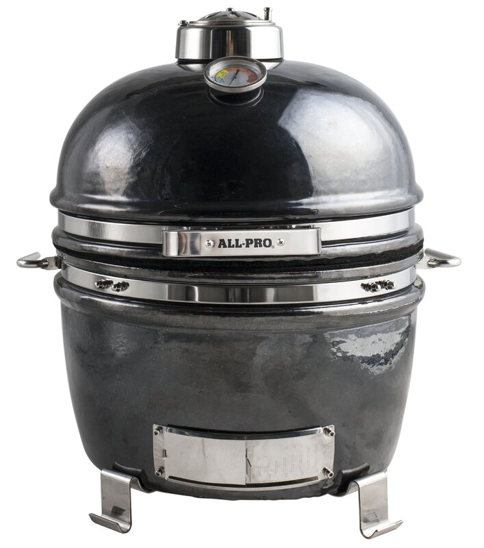 """11"""" Convenience Series Backyard Cooker Charcoal Grill"""