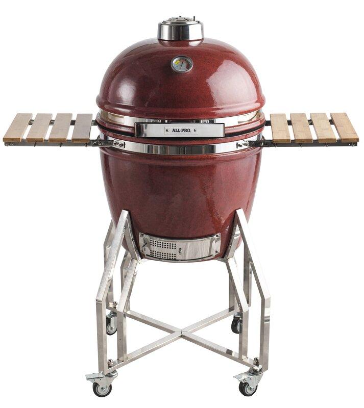 "14"" Intermediate Series Backyard Cooker Charcoal Grill"