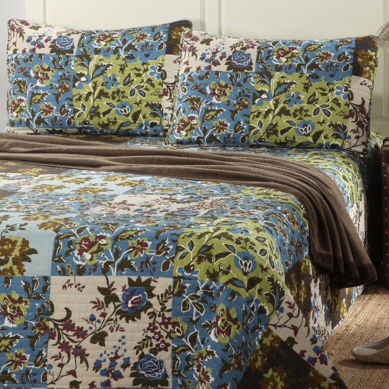 Bradner Bedspread Quilt Set