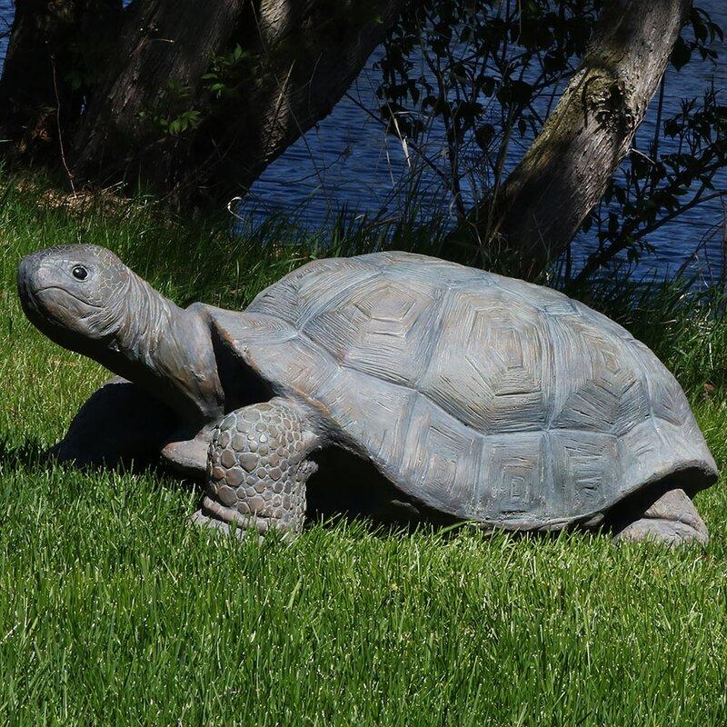 Gospodarczyk Tortoise Statue
