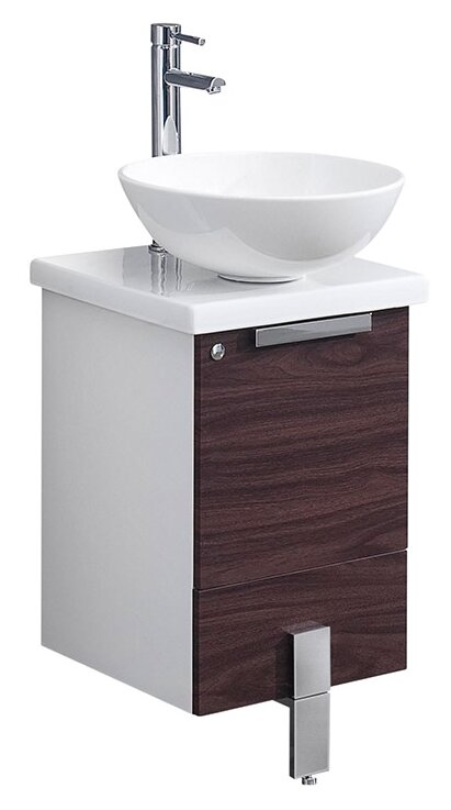 "Adour 15"" Single Bathroom Vanity Base Only"