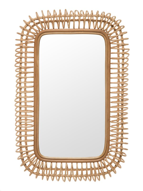 Coastal Rectangle Accent Mirror