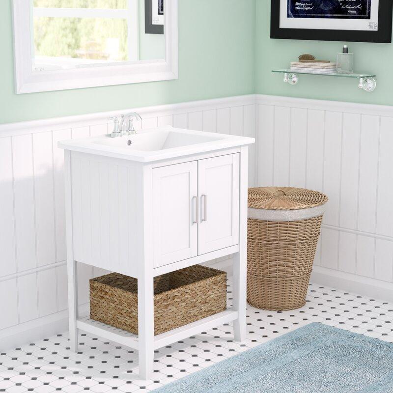 "Tamecca 24"" Single Bathroom Vanity Set"