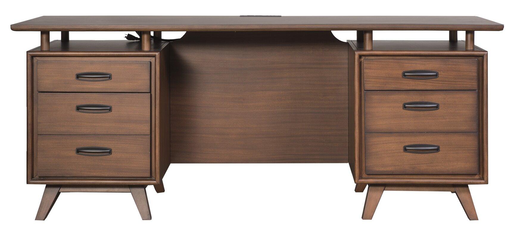 Carolyn Executive Desk