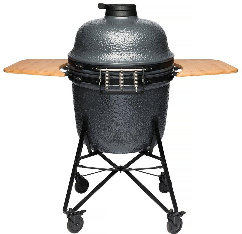 """21"""""""" Kamado Charcoal Grill"""