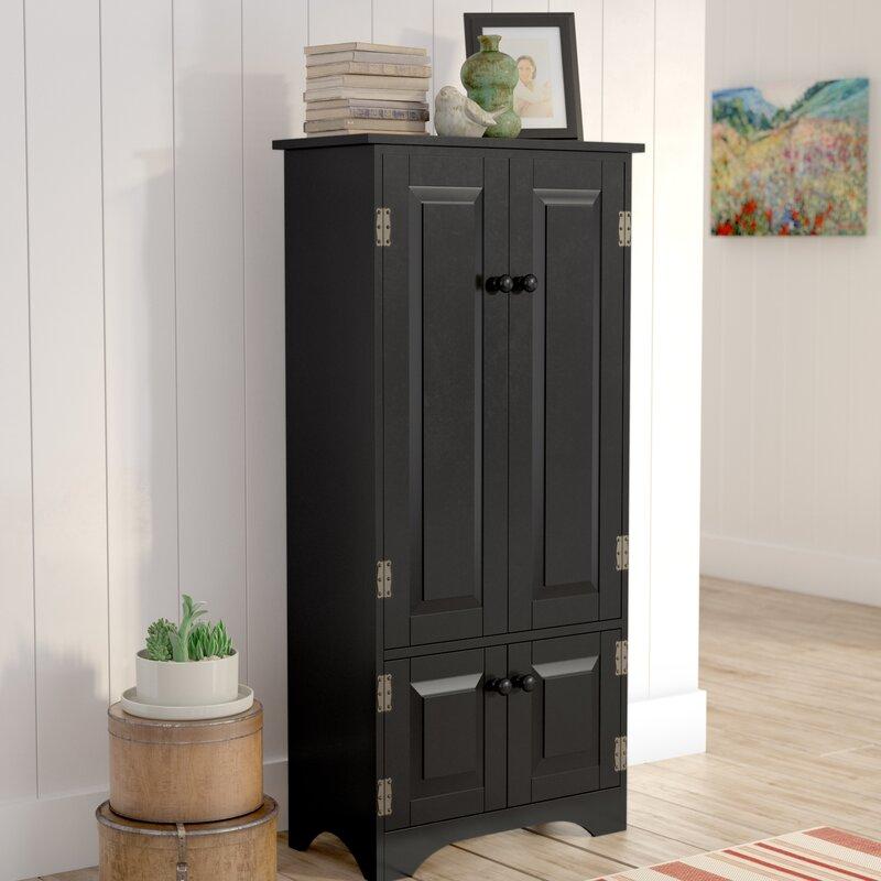 Abernathy 2 Door Accent Cabinet