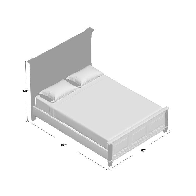 Randolph Panel Bed