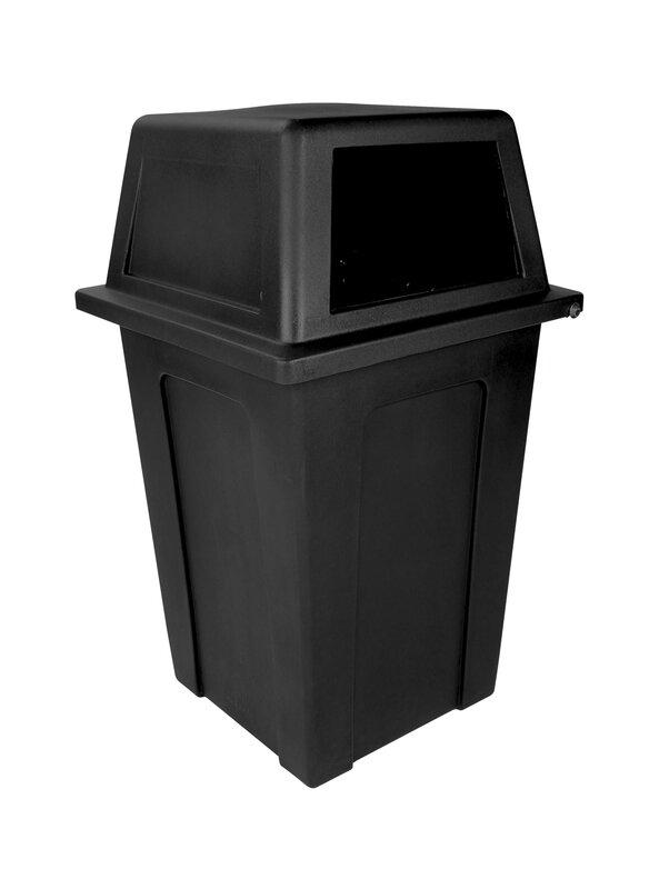 Sentry Trash Can