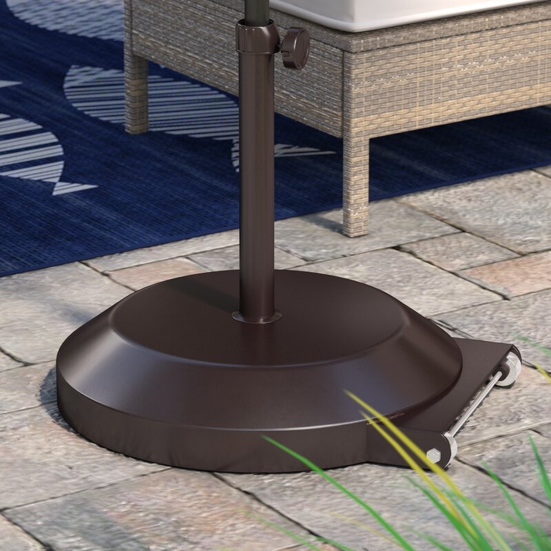 Ryant Steel Free Standing Umbrella Base