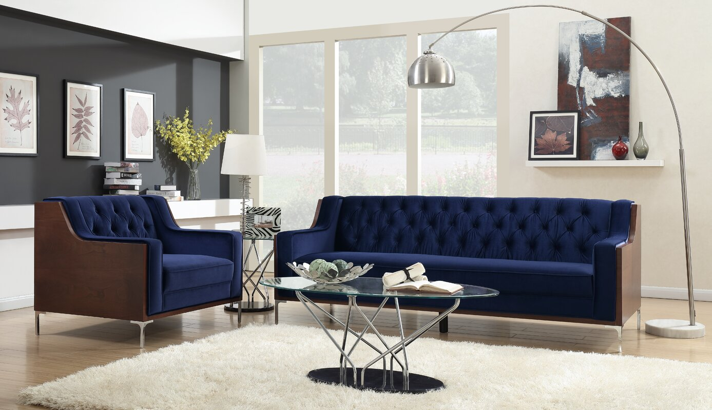 Daum Configurable Living Room Set