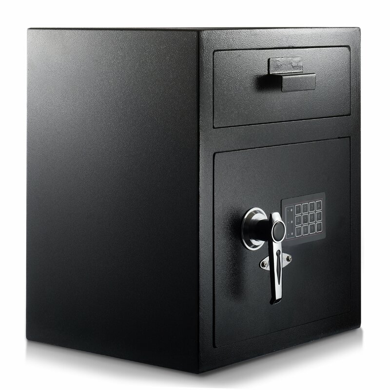 Digital Depository Safe Dual Lock