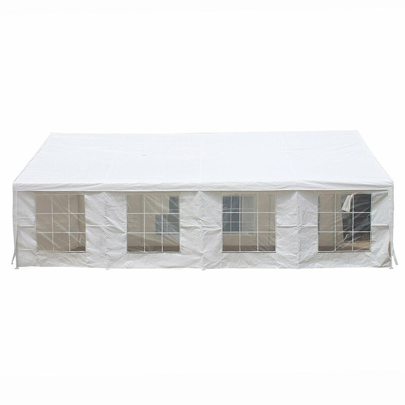 Heavy Duty 20 Ft. W x 30 Ft. D Canopy