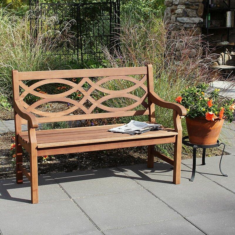 Hennell Garden Bench