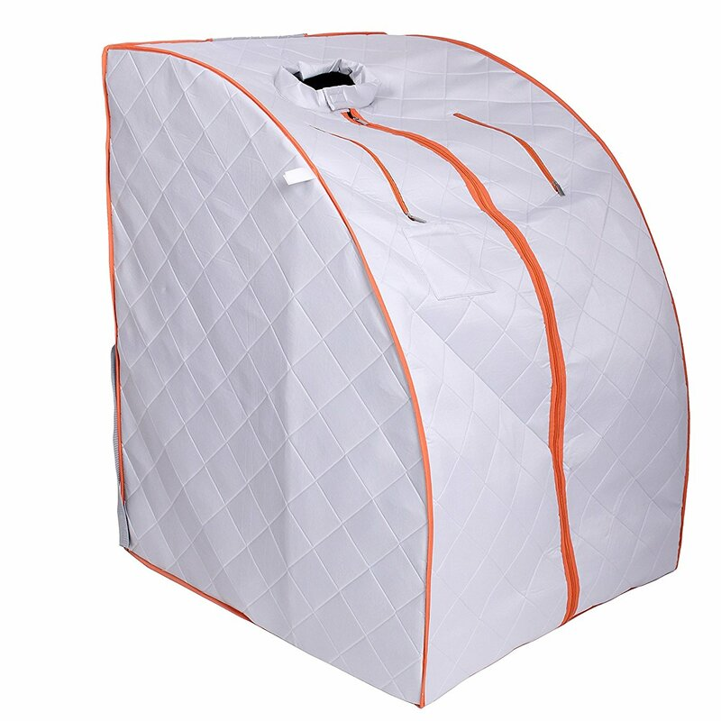 Folding 1 Person FAR Infrared Sauna