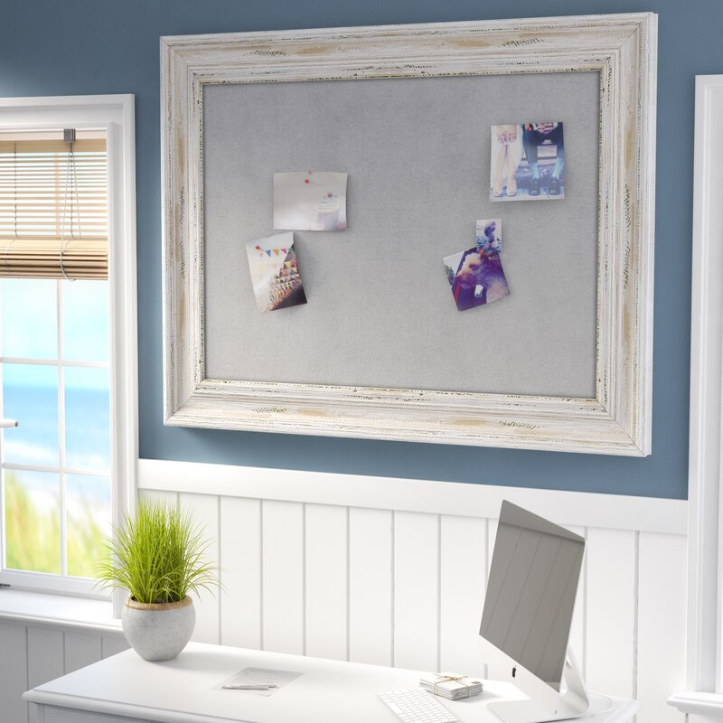 Wall Mounted Magnetic Board