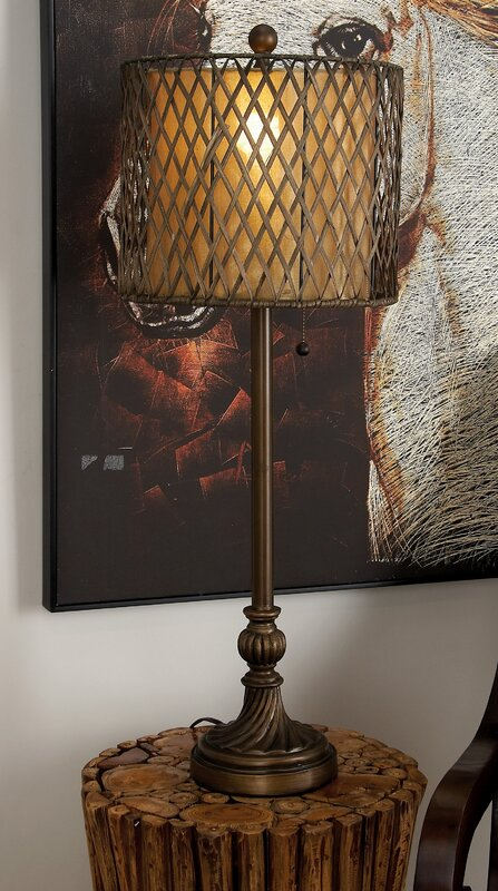 "Larraine 33"" Buffet Lamp"