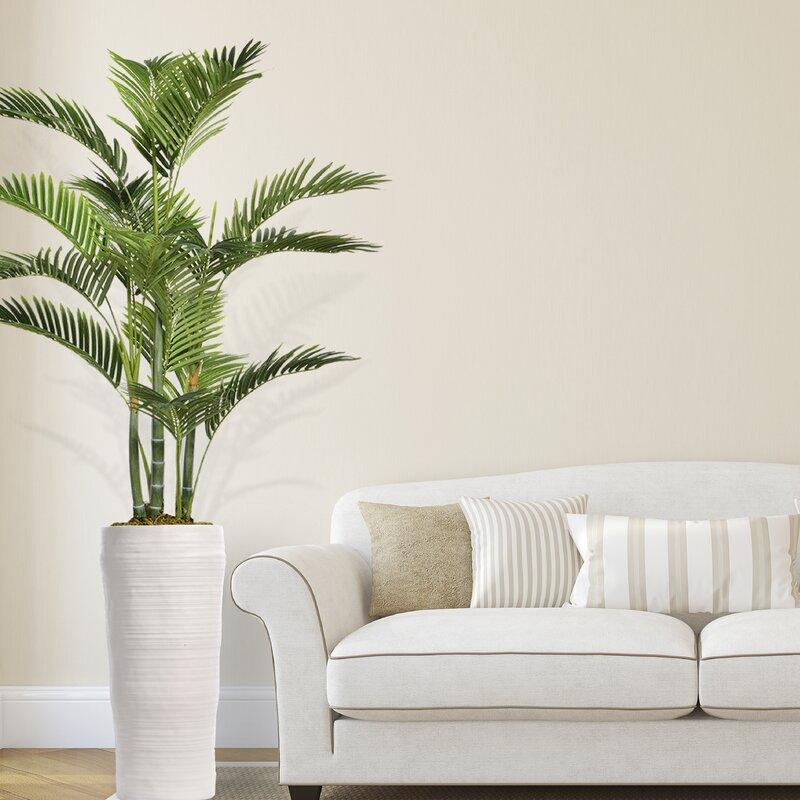 Floor Palm Tree in Planter