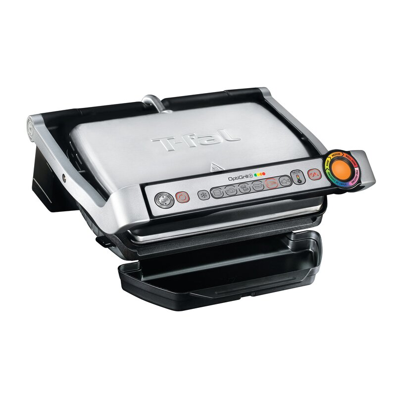 Opti Electric Grill with Lid