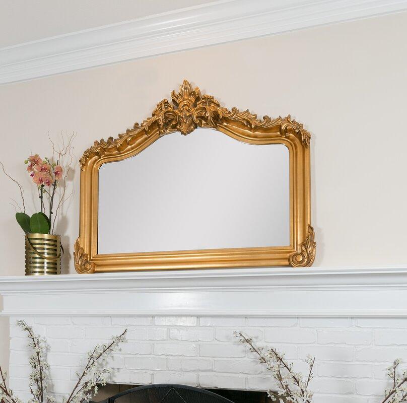 Balmer Mantle Wall Mirror