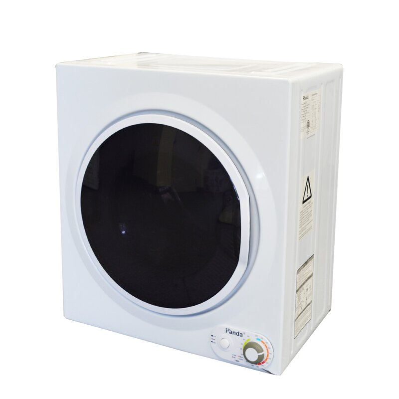 Compact Tumble 1.5 cu.ft Portable Dryer