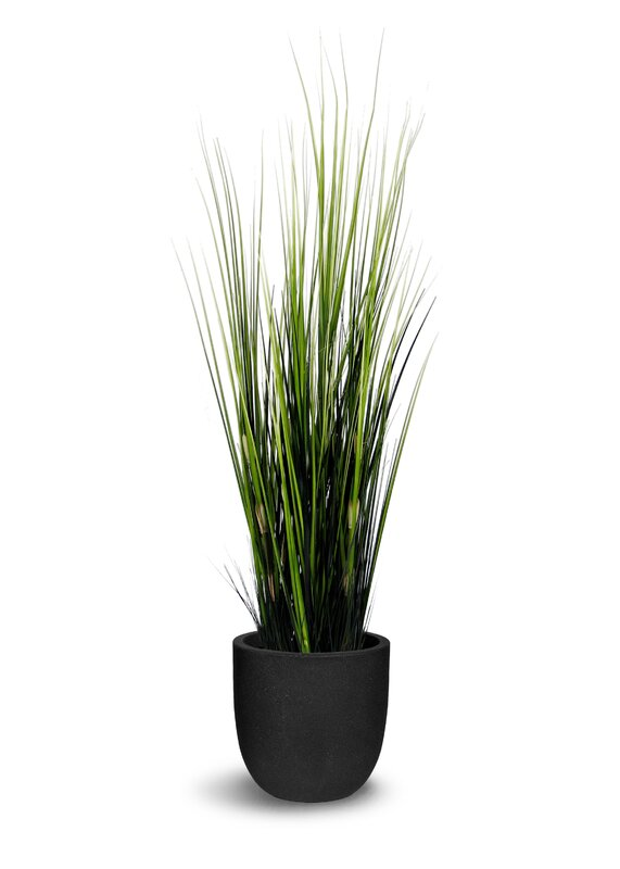 Artificial Wild Grass in Pot