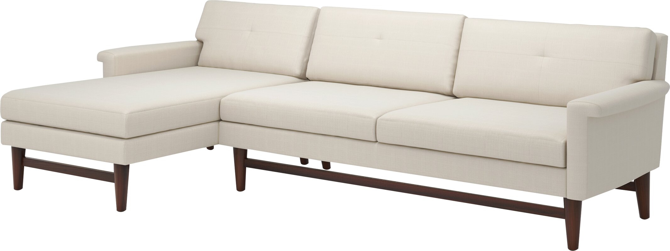 """Diggity 113"""" Sofa with Chaise"""